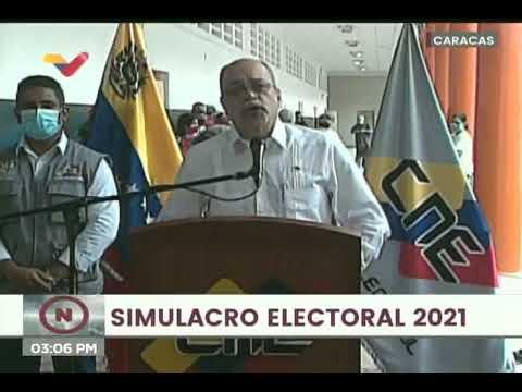 Presidente del CNE de Venezuela exige disculpas a Unión Europea tras declaraciones de Josep Borrell