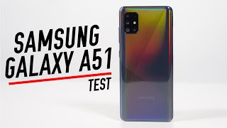 On attendait mieux ! - Test complet du Samsung Galaxy A51