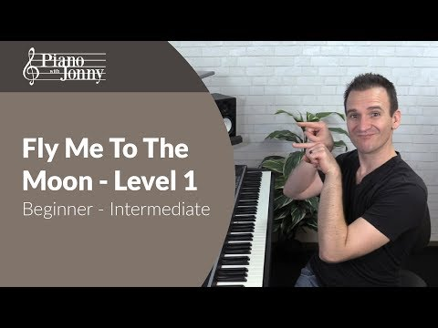 Fly Me to the Moon - Beginner Lesson with Jonny May