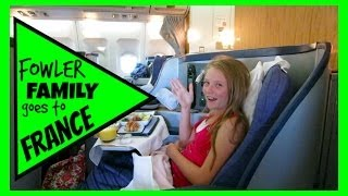 FOWLER FAMILY GOES TO FRANCE! July 6-7, 2014 | Blair Fowler