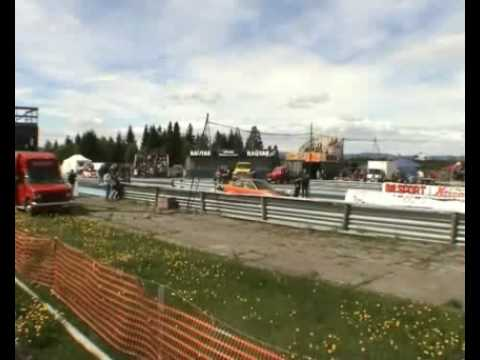 1422 HP BMW E36 S38 twinturbo. VS MOTOR (Norway) a
