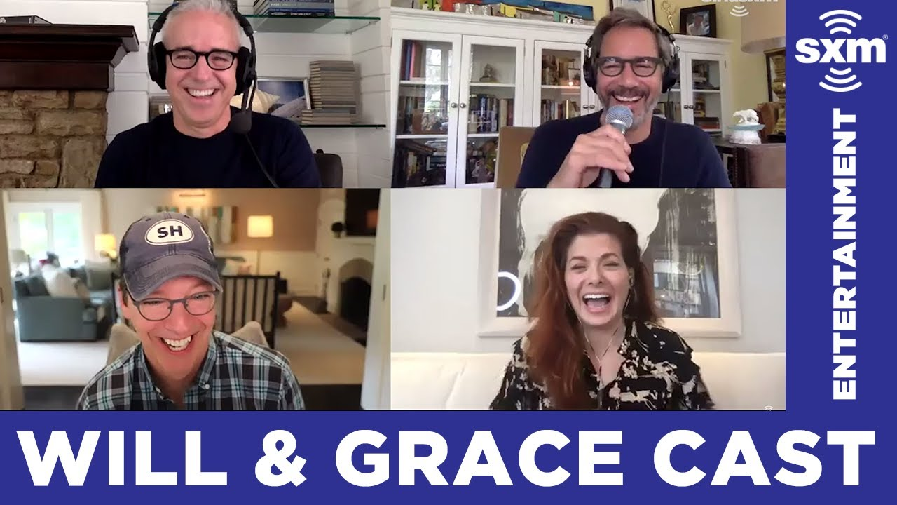 The 'Will & Grace' Cast Recalls Their Biggest On-Set Laughs