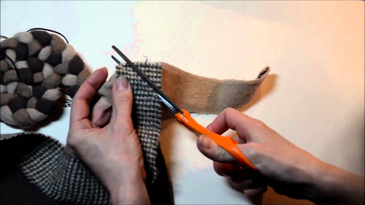 Beginning Rug Braiding: Adding Length Or Changing Color