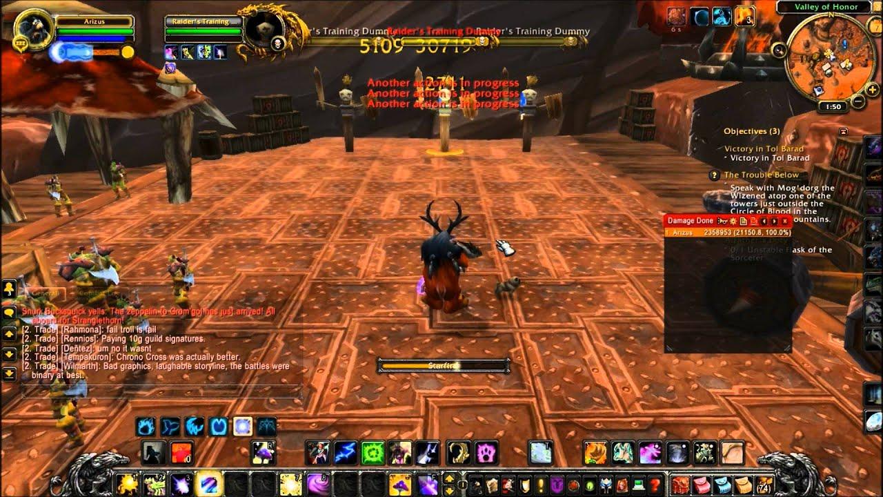 Balance druid guide cataclysm
