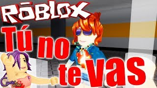 ¿A DÓNDE TE CREES QUE VAS? | FLEE THE FACILITY ROBLOX | CRYSTALSIMS