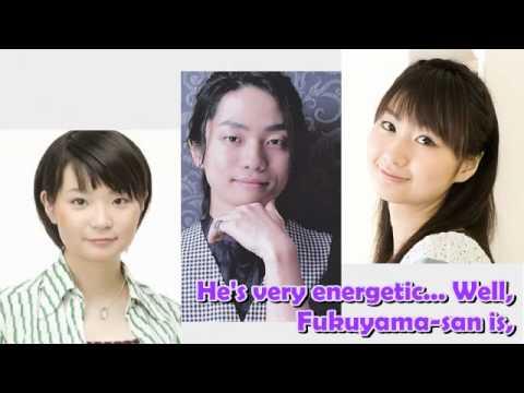 Fukuyama Jun has gap moe eng sub