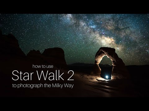 Using Star Walk 2 For Milky Way Photography