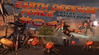 Earth Defense Force: Insect Armageddon - 04 Mech Assault!