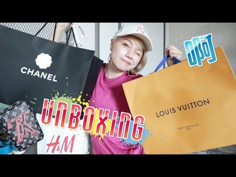 Baixar 香奈兒、LV包、H&M購物開箱 CHANEL、LOUIS VUITTON UNBOXING | 沛莉 Peri