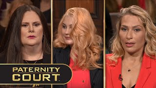 Mother Brought To Paternity Court By Two Daughters  (Full Episode) | Paternity Court