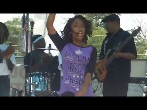 "Mikki High ""Live"" All Macon County Day Tuskegee, Alabama"
