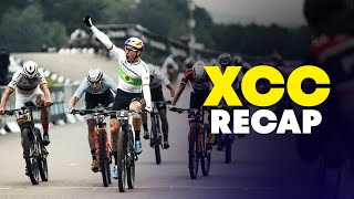 XCC Short Track Highlights Nove Mesto Race #2 | UCI MTB World Cup 2020