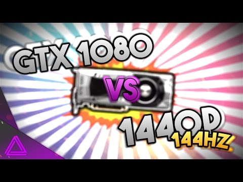 GTX 1080 vs 1440p 144Hz ~ Is The GTX 1080 Worth It For 1440p 144Hz Gaming?