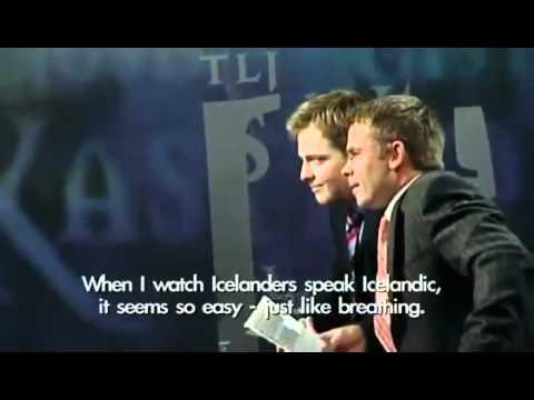 Savant learns how to speak Icelandic in a week