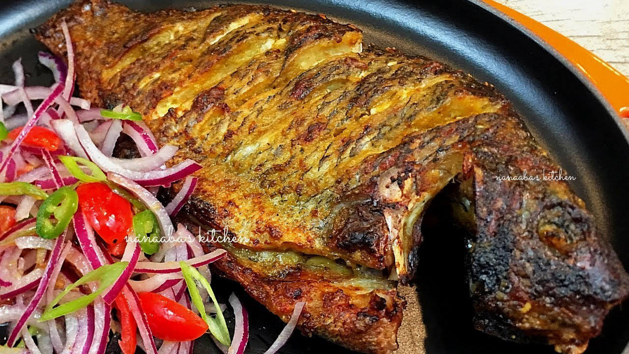How To Make The Tastiest Oven Grilled Tilapia Fish
