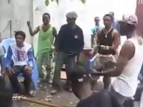 Congo seben music in the Ghetto (sebene)