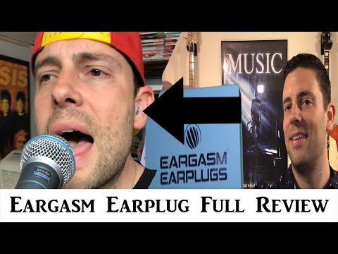 Eargasm Earplugs | Full Product Review