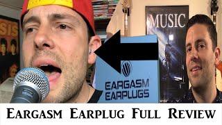 Eargasm Earplugs | Full Product Review