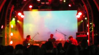 Locrian - The Crystal World - Augury in an Evaporating Tower, live at Roadburn 2014