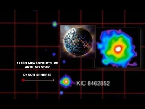 Risultati immagini per KIC 8462852 Alien Megastructure