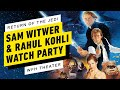 Return of the Jedi Watch Party w/ Sam Witwer & Rahul Kohli - WFH Theater