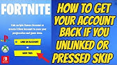 How to Link Xbox Account to Epic Games Account - YouTube