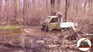Микрогрузовики внедорожники.  Сузуки Керри.  Suzuki Carry.