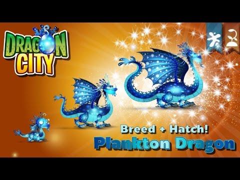 [Dragon City] ผสม + ฟักไข่มังกรแพลงก์ตอน Breed + Hatch Plankton Dragon   amSiNE
