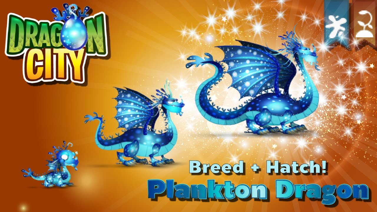 Dragon City Breed Hatch Plankton