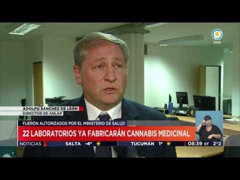 22 laboratorios ya fabrican cannabis medicinal | #TVPúblicaNoticias