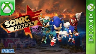 Longplay of Sonic Forces
