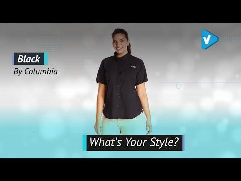 Columbia Women's Tamiami II Short Sleeve Shirt, UPF 40 Sun Protection: Sports & Outdoors 2019