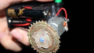 Cara membuat mesin pemotong Mini | Sangat murah