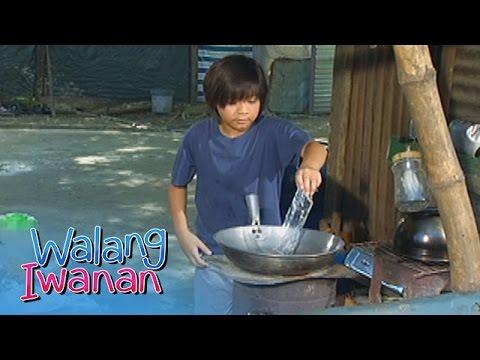 Walang Iwanan: Food to eat