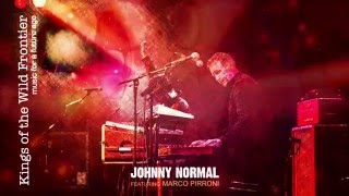 'Kings of The Wild Frontier' Album by JOHNNY NORMAL - OFFICIAL Promo Video 2016