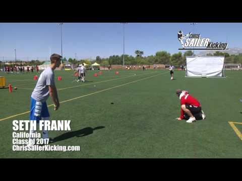 Seth Frank - Kicker/Punter
