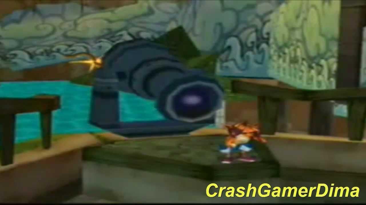 Crash Tag Team Racing - Die-O-Rama Collection - YouTube