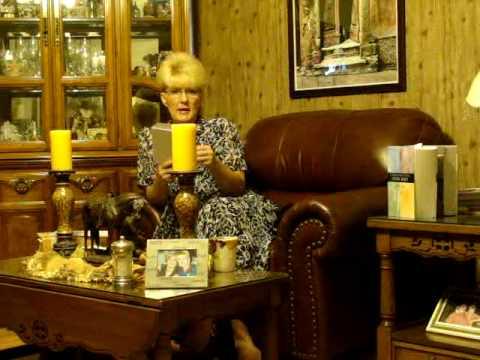 WOW DVD John 15 7 21 09 #C by Barbara chapmond wow...