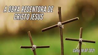 Culto Vespertino - 18/07/2021