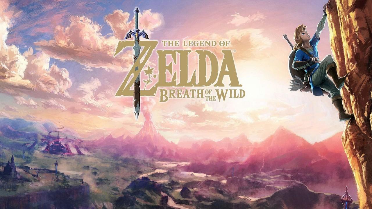 Dark Beast Ganon Phase 1 The Legend Of Zelda Breath Of The Wild Ost