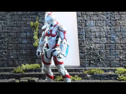 S H Figuarts X Ultra Act Ultraman Manga Version Review