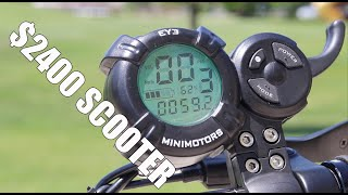 Dualtron Spider - The Ultimate E Scooter Review