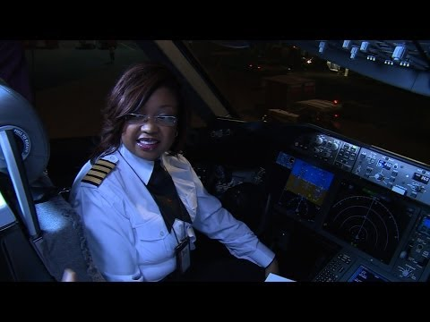 Captain Koki Mutungi 1st Female African Pilot Dreamliner #KQ