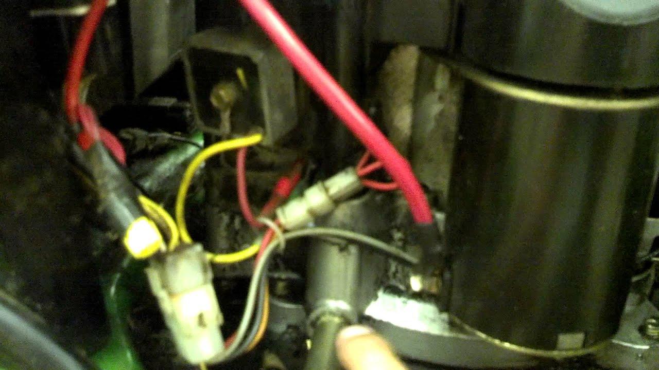 small resolution of john deere l108 youtube john deere l l108 wiring diagram