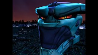 "BEAST MACHINES ""Megatron"