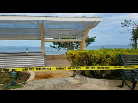 September 8, 2017 - Casa Marina The Day After Hurricane Irma - Sosa (Puerto Plata), DR