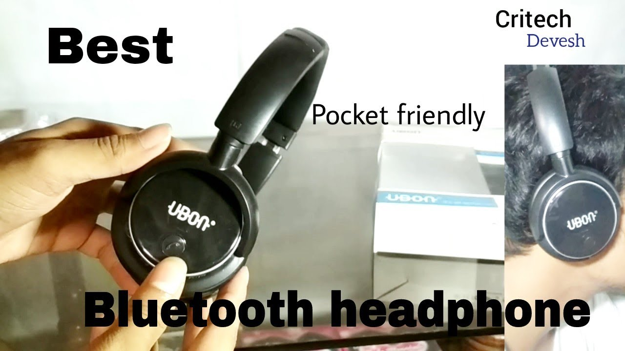 36a42ee3d2c Bluetooth headphone# 5600 Pure stereo wireless sound with mic and call  pickup option.