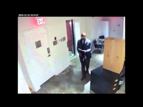 LiveLeak - Two Old Burglars Hit Business Four Times In Two Months
