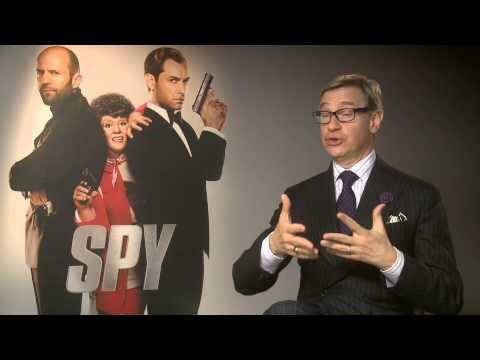 Spy | Paul Feig on Working with Miranda Hart | 2015 Mp3