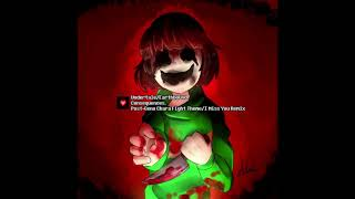 Undertale Consequences Megalo Strike Back I Miss You Remix